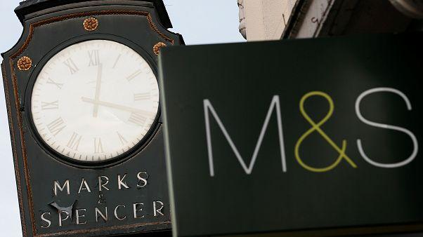 Marks&Spencer закрывает магазины