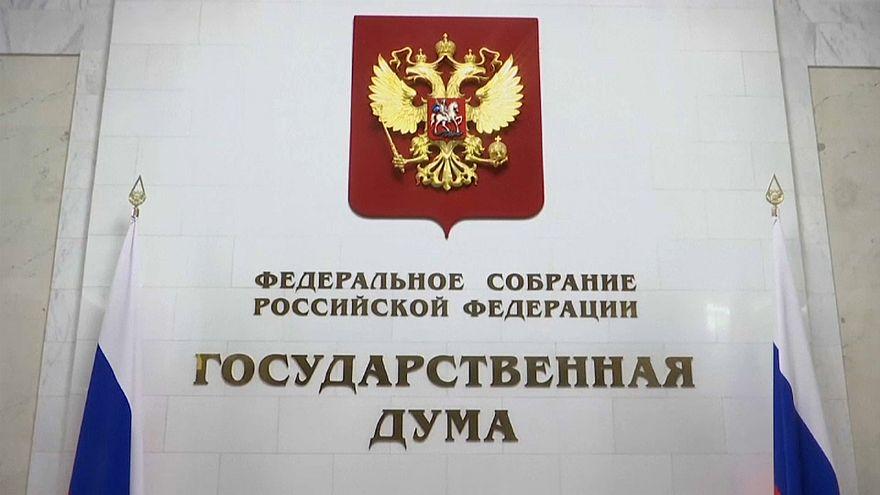 Дума одобрила контрсанкции в третьем чтении