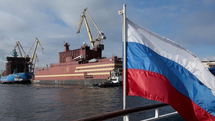 O 'Titanic Nuclear' chega ao Ártico