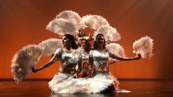 """""""Die Meerjungfrau und ihr Engel"""": Tanzshow in Herblay"""
