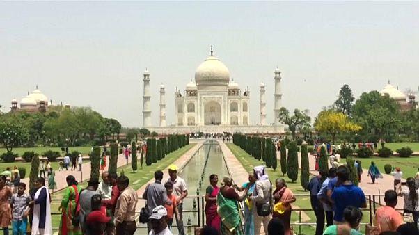 Umweltverschmutzung: Sorge um Taj Mahal