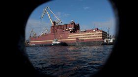 Πλωτό πυρηνικό εργοστάσιο δημιούργησε η Ρωσία