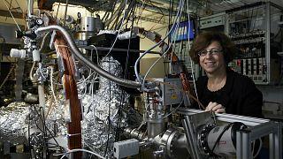 Swiss scientist Ursula Keller is nominated for a lifetime achievement award