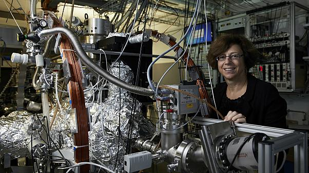 Swiss scientist Ursula Keller is nominated for a lifetime achievement award