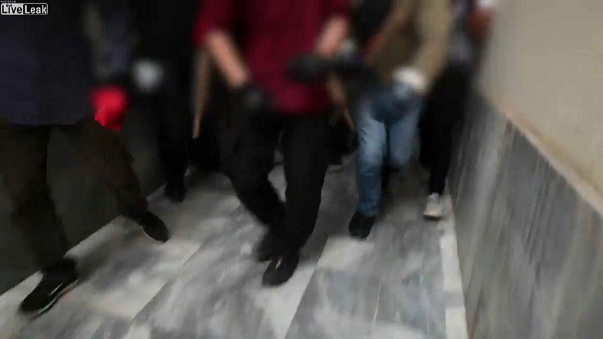 Grupo anarquista ataca Conselho de Estado Grego