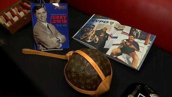 Les effets personnels de Jerry Lewis mis aux enchères