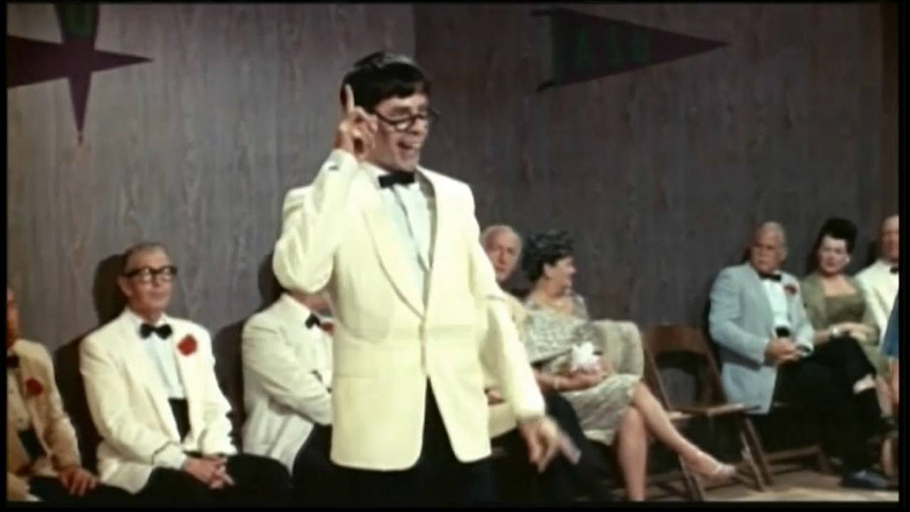 Una subasta de cine con las pertenencias de Jerry Lewis