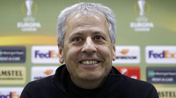 Lucien Favre lett a Borussia Dortmund vezetőedzője