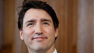 رئيس الوزراء الكندي ترودو