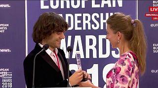 Les lauréats des European Leadership Awards