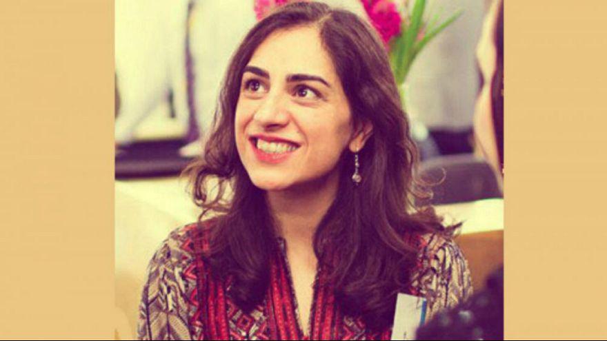 ارس امیری با وثیقه ۵۰۰ میلیون تومانی از زندان اوین آزاد شد