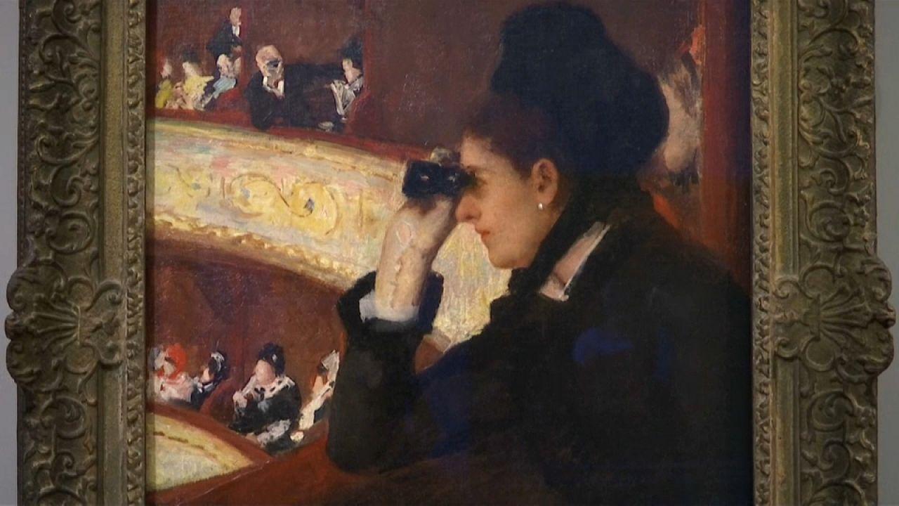 Mary Cassatt: Una impresionista en París