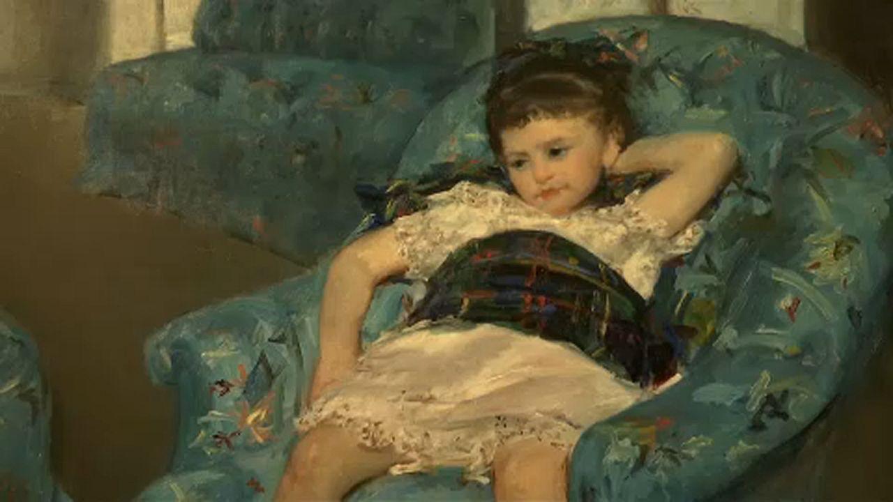 Mary Cassatt: egy amerikai impresszionista Párizsban