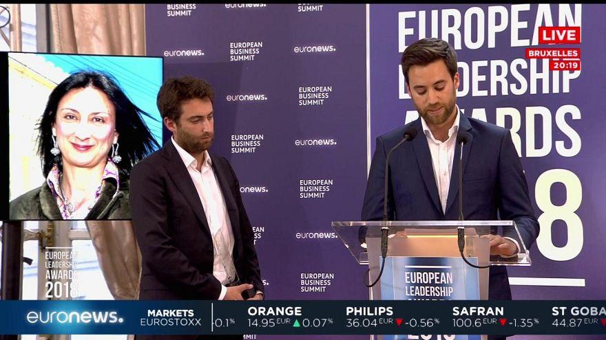 Lotta contro corruzione e inquinamento nei mari premiate agli European Leadership Awards