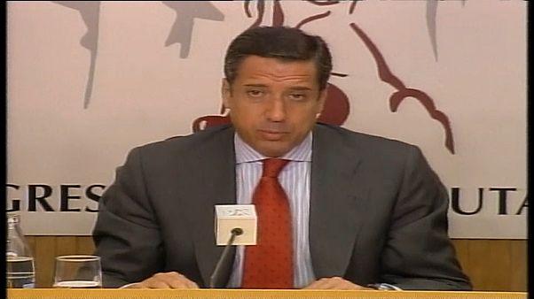 Detido ex-ministro espanhol