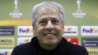 Lucien Favre, do Nice para o Dortmund