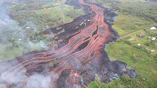 Χαβάη: Εξερράγη το ηφαίστειο Κιλαουέα - Εικόνες αποκάλυψης