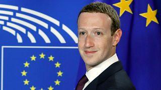 Zuckerberg veut rassurer le marché européen