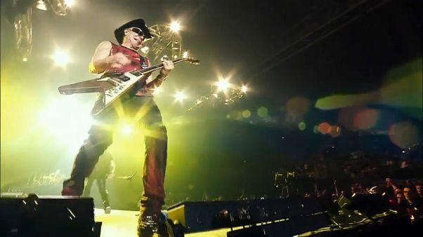 Scorpions, concerto speciale a luglio ad Atene