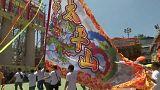 Hong Kong : le festival qui chasse les mauvais esprits
