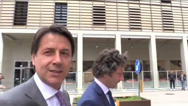 Governo: Mattarella prende tempo su Giuseppe Conte