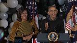 Barack y Michelle Obama firman un contrato con Netflix