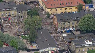 В Копенгагене закрыли улицу наркотиков
