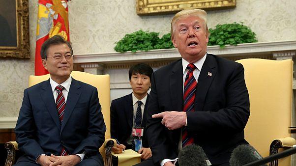 ترامب يعلن عن إمكانية تأجيل القمة الأمريكية-الكورية الشمالية