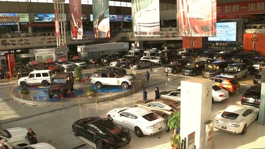 Çin otomobilde gümrük vergisini düşürüyor