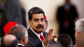 رئيس فنزويلا يطرد أعلى دبلوماسي أمريكي بتهمة التآمر ضد حكومته