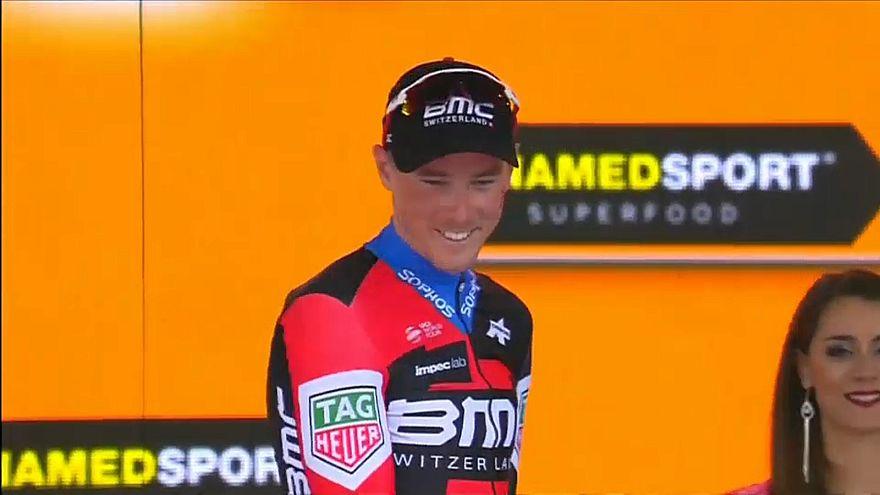 Giro : Dennis prend sa revanche, Pinot s'écroule