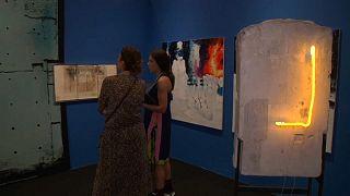 TAF 2018 Uluslararası Sanat Fuarı: Gürcistan'ın başkenti Tiflis'te ilk kez