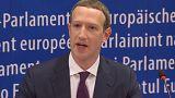 Zuckerberg pede desculpa e vai colaborar com eurodeputados