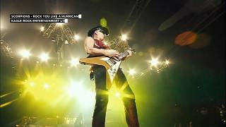 """Scorpions: """"Wind of Change"""" mit Orchester"""