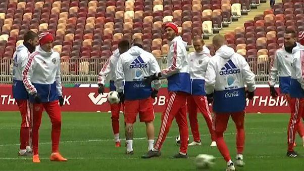 ФИФА оправдала россиян