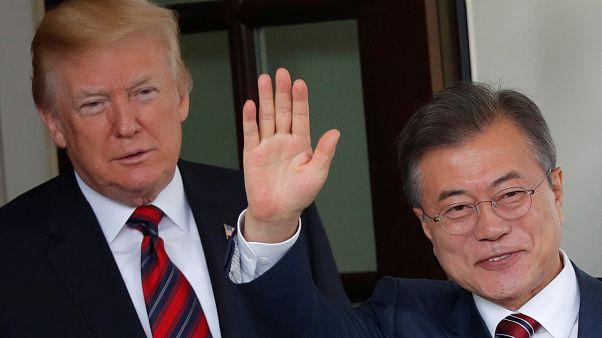 Trump no garantiza la cumbre con Corea del Norte