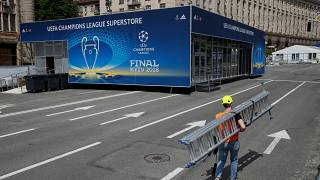 Şampiyonlar Ligi Finali hazırlıkları sürüyor