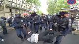Franciaország: Országos sztrájk és országos tüntetéssorozat