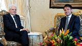Governo: Mattarella dà l'incarico a Giuseppe Conte che accetta con riserva