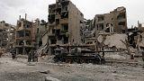 Στις δυνάμεις Άσαντ η Δαμασκός και τα προάστιά της