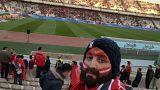 Feloldaná a nők stadionlátogatási tilalmát az iráni elnök