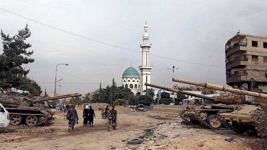Zum ersten Mal seit 6 Jahren: Assad kontrolliert wieder ganz Damaskus - bald ganz Syrien?