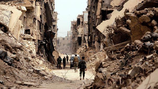 Hazatérhetnek a damaszkusziak