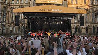 Voces unidas en Manchester un año después del atentado