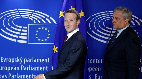 """Mark Zuckerberg devant les Européens : """"les excuses ne suffisent pas"""""""