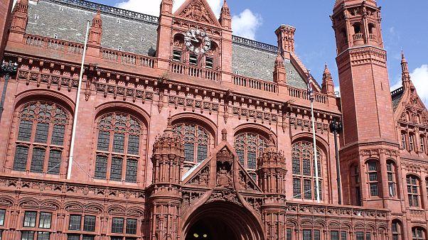 مبنى المحكمة