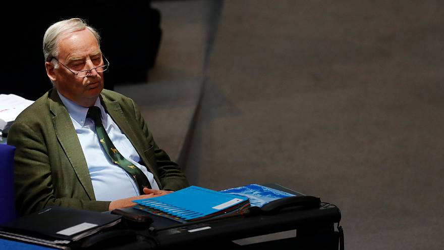 "AfD-Chef Gauland ""vertrieben"": Drohungen gegen Grünen-Politikerin"