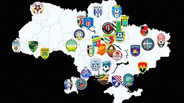 Bundabotrány az ukrán fociban