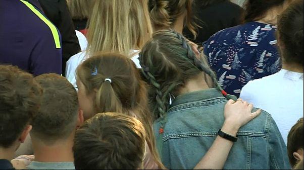 Gedenken: Manchester singt zu Ehren der Opfer vom Mai 2017