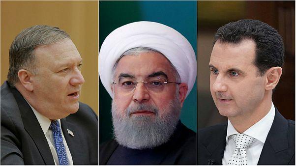 سوریه: خروج نیروهای ایران قابل بحث نیست